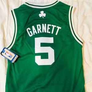 NBA Boston Celtics Kevin Garnett Jersey